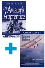 The Aviator's Apprentice + Turner's Defense