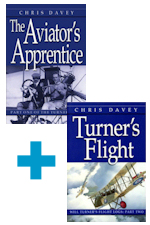 Aviator's Apprentice + Turner's Flight